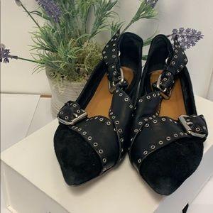 Isabel Marant eyelet shoes
